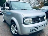 2007 Nissan Cube CUBIC 7 SEATER 1.5 Petrol 7 SEATER MPV RUST FREE FRESH IMPORT