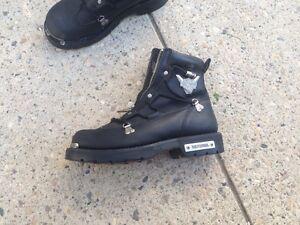 Men's Harley boots
