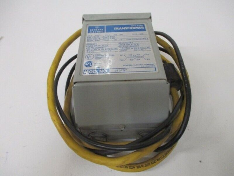 GENERAL ELECTRIC  9T51B7 TRANSFORMER * USED *