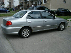 Kia Spectra 2003 ***MUST SEE***