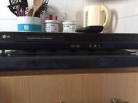 LG DVD recorder/player