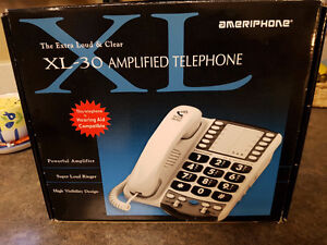 Ameriphone XL-30 Amplified Telephone