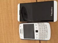Blackberry Curve 9360 and Blackberry Z10 (PARTS ONLY)