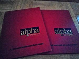 Encyclopédie Alpha