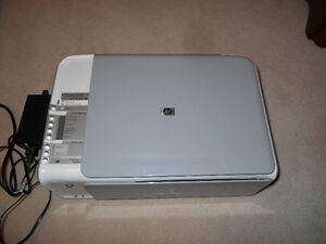HP Photosmart C3180 All-in-One Printer, Scanner, and Copier London Ontario image 3
