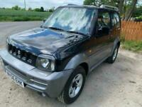 2007 Suzuki Jimny 1.3 JLX+ 3dr SUV Petrol Manual