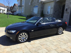 2009 BMW 3-Series 328i Cabriolet