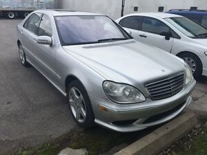 2005 Mercedes-Benz 500-Series Familiale
