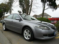 MAZDA 6 2.0 2008 SPECIAL EDITION KUMANO COMPLETE WITH M.O.T HPI CLEAR INC