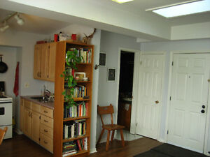1BR on Cunard Street [between Robie and Clifton]