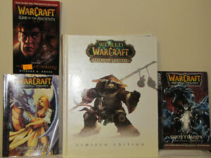 FOR SALE WARCRAFT AND STARCRAFT COMPUTER GAMES