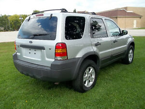 2007 Ford Escape XLT Kitchener / Waterloo Kitchener Area image 3
