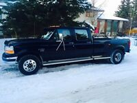 1995 Ford 7.3 Powerstroke Dually