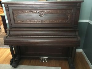 Upright Heintzman Piano