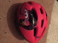 Lightening McQueen Bike Helmet