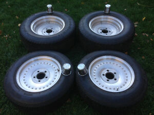 Center Line Rims and Tires London Ontario image 1