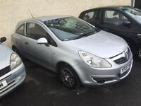 2007 Vauxhall Corsa 1.2 i 16v Life 3dr