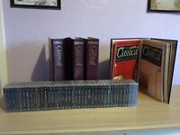 Rare Classical Collection 42 Cassette And Leather Binder Collection