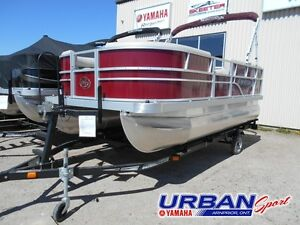 2015 Montego Bay 8516 Pontoon Boat