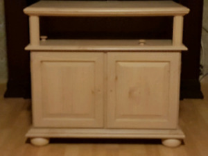 TV STAND/MICROWAVE STAND