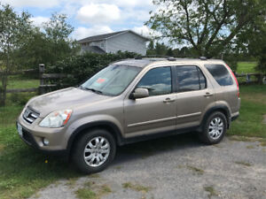 2005 Honda CRV-Excellent shape