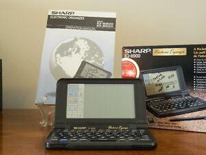 Vintage SHARP IQ-8900 Kingston Kingston Area image 2