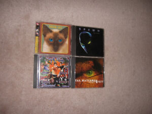 4 CDs for $2.00