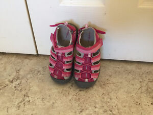Girl's Size 13 Sandals