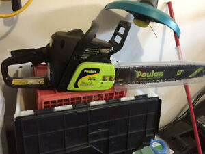 Poulan Chainsaw | Buy or Sell Outdoor Tools & Storage in Ontario