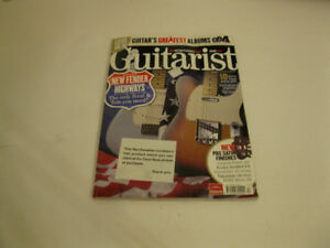 Guitarist Dec 2006: Guitar albums, Van Halen, Beatles,JeffBuckle