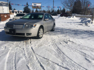 2007 LINCOLN MKZ AWD VERY CLEAN CERTIFIED AND ETESTED