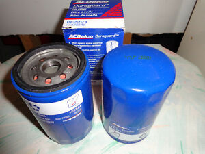 2002 Ford focus ACDELCO PF2221 Oil Filter