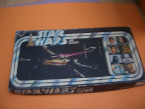 STAR WARS ESCAPE FROM THE DEATH STAR GAME 1977 (NOT COMPLETE) London Ontario image 1