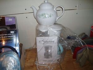 For Sale:  Coffee Maker & Teapot