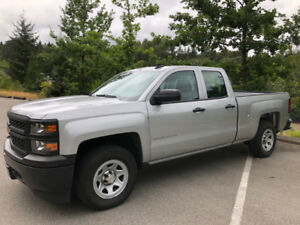 2015 Chevrolet Silverado 1500 LS ***SUPER LOW KM's + Warranty***