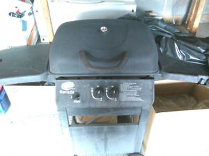 BBQ Grill with Propane Tank and Cover