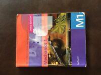 A Level OCR Maths Mechanics 1 Textbook