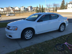 2013 Dodge Avenger 4Door