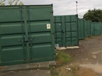 CONTAINERS TO RENT IN WASHINGTON RENT ONLY £20 PER WEEK SWAN INDUSTRIAL EDDISON RD WASHINGTON
