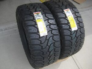 2 TWO NEW MICKEY THOMPSON BAJA ATZ 35X13.50R20 Load range E