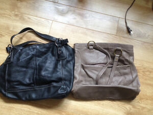 The Sac leather purse