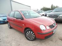 VW POLO E 1.2 PETROL 5 DOOR HATCHBACK
