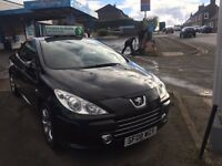 STUNNING LOW MILEAGE PEUGEOT 307 cc