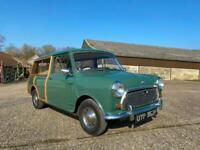 Austin Mini 1000 Traveller Auto 1968 5k! - Walk Around Video