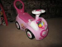 Auto disney princesse