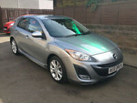 2010 (60) Mazda 3 1.6 Takuya 5 Door Hatchback Petrol Manual