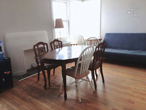 SUMMER SUBLET NEAR BYWARD MARKET - ASAP