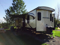 Two bedroom 40ft Sierra by Forest River