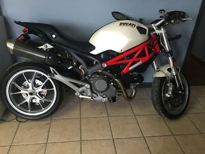 Ducati Monster - Reason for selling: TOO FAST!