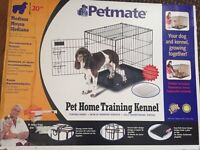 New petmate wire cages